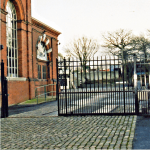 Lepus 600 school sliding gate