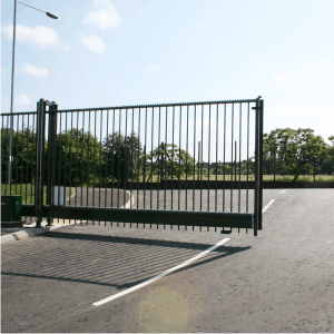 Lepus Box cantilever gate