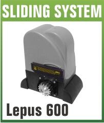 SEA Lepus Sliding Gate System