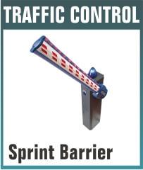 Sprint Traffic Barrier