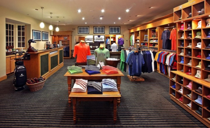 Stockton Seaview Hotel and Golf Club Golf Pro Shop Golf Shop