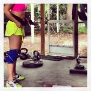 coach vanessa lifting belt