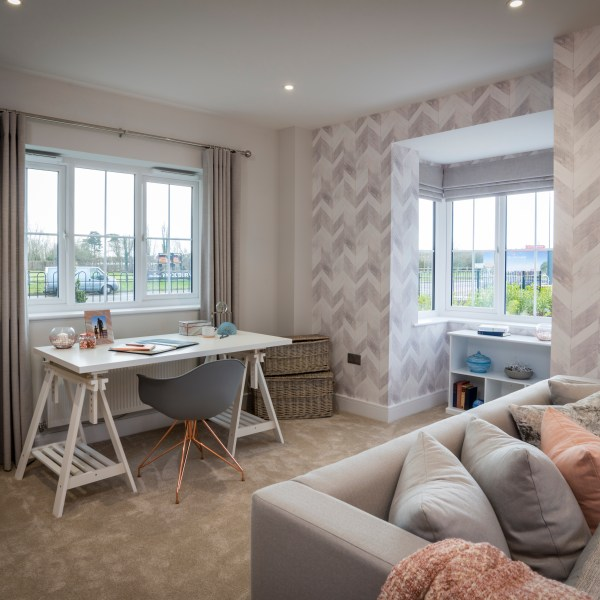 Priors Orchard Show Home Launch