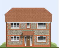 Planning Permission at Priors Acre