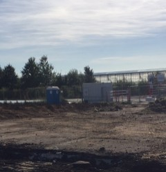 New Industrial Unit at Chichester Business Park