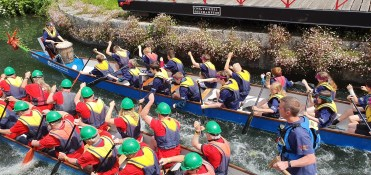 Dragon Boat Challenge Report