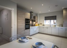 The Kingsley Show Home at Priors Orchard
