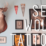 Sea Wolf Tattoo Video!