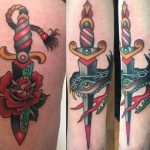 Dagger Tattoos
