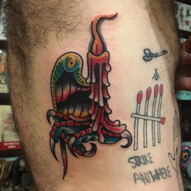 i'm back from nyc!!!, #seawolftattoocompany, andyhefnertattoo, minneapolis tattoo, minneapolis tattoo shops, traditional tattoo, traditional tattoos