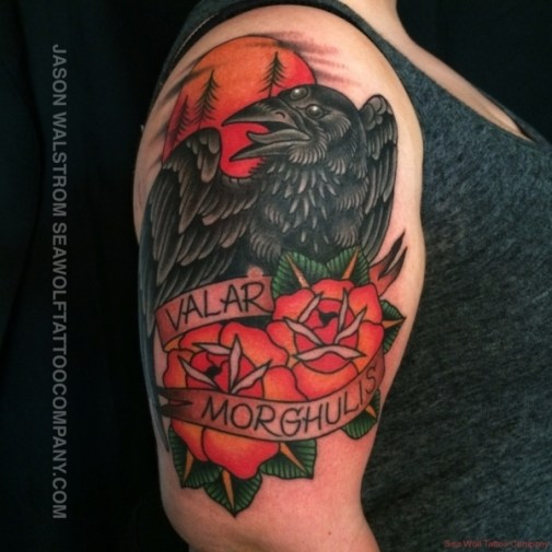 Game of Thrones Tattoo