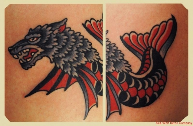sea-wolf-tattoos