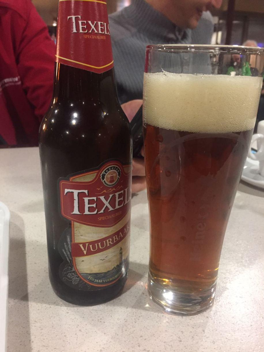 ..weer een biertje..