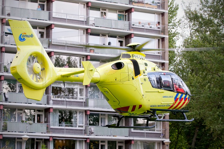 Traumahelikopter - 14 - SN