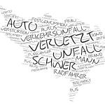 Treptow-Köpenick - Wordcloud Polizeimeldungen