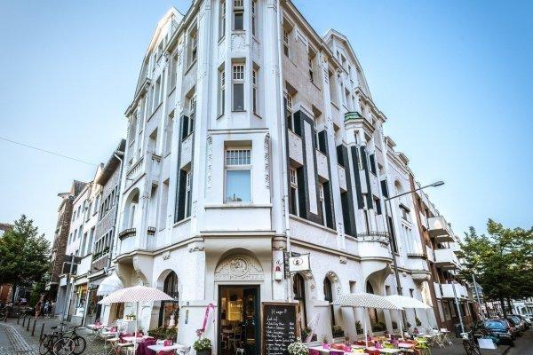 Google Street View Trusted Düsseldorf Café
