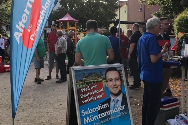 Bürgertour in Rheinhessen