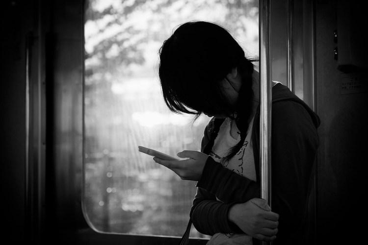 Girl In The Train