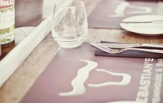 Restaurant Steakhouse Tische