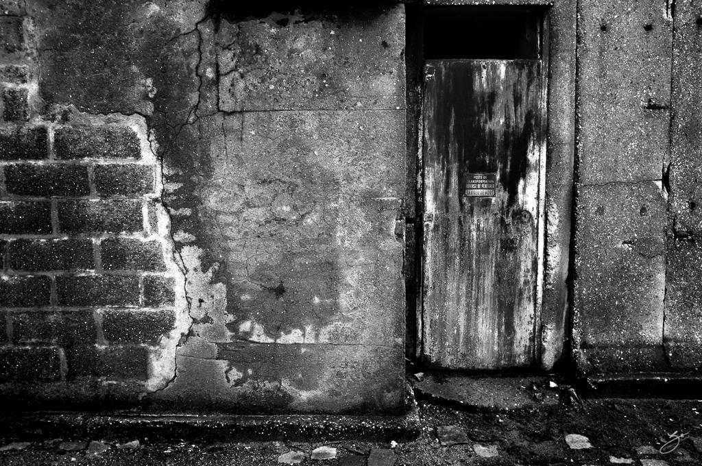 067 - L'entrée de se(r)vice - 05/02/2013