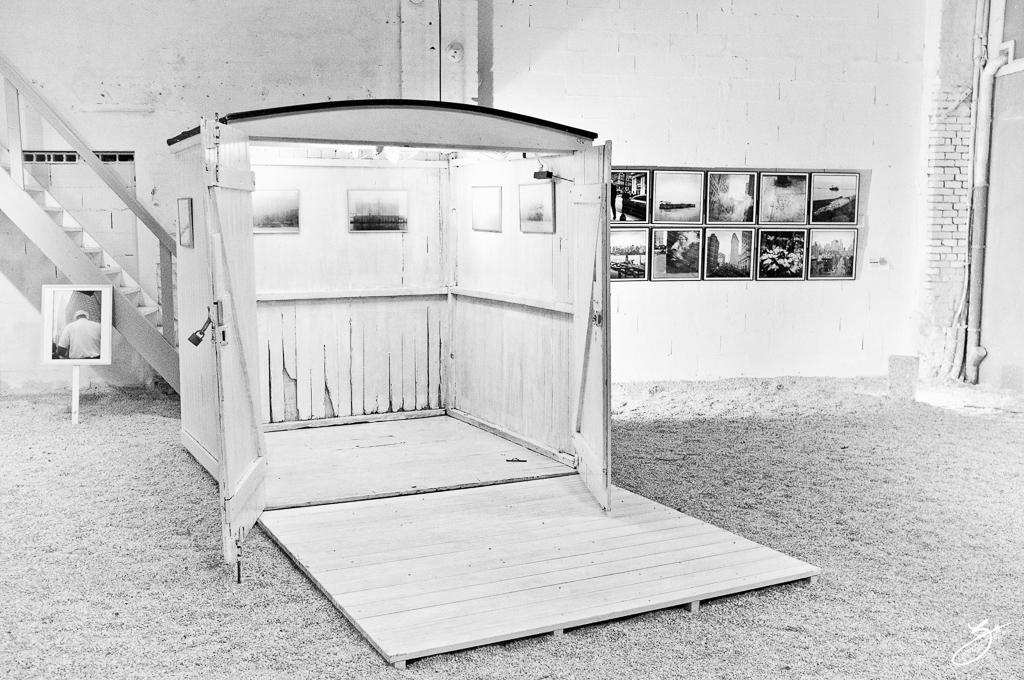 335 - La cabane de l'Archipel, repaire d'artistes - 31/10/2013