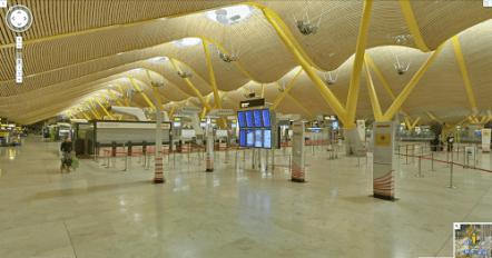 Aéroport de Madrid