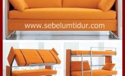 Desain Gambar Tempat Tidur Yang Bisa Dlipat Jadi Sofa tempat Duduk