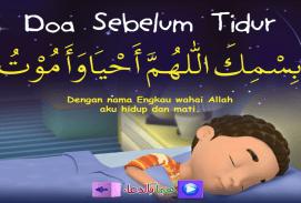 doa malam hari sebelum tidur