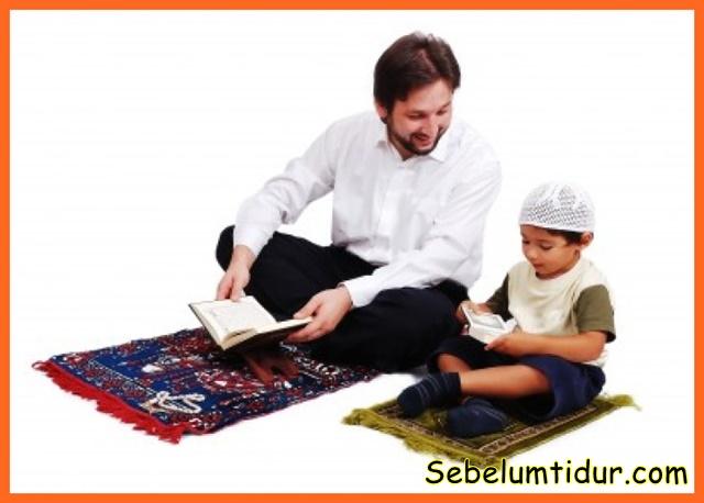 tanggung jawab anak laki laki menurut islam