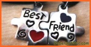 Ciri ciri sahabat sejati