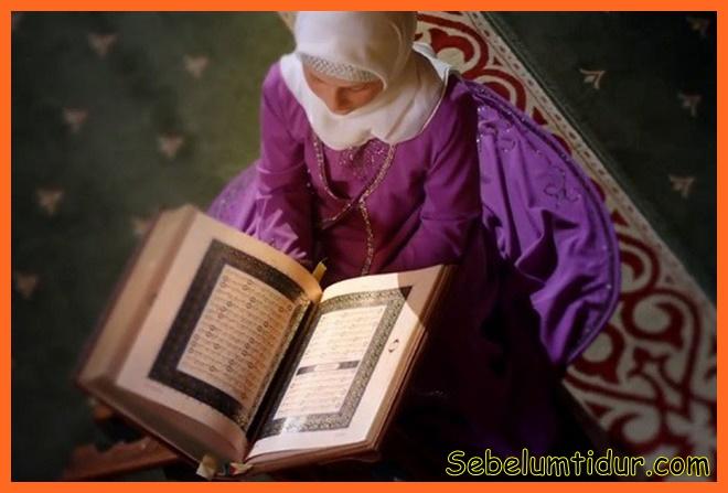 kumpulan wanita cantik menurut islam