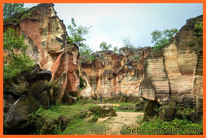 tempat wisata di indonesia yang jarang dikunjungi