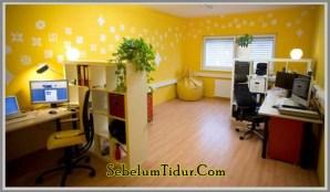 warna cat ruangan