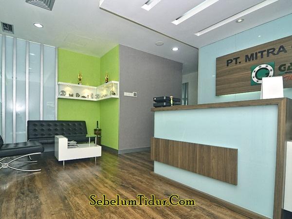 warna cat untuk ruangan kerja