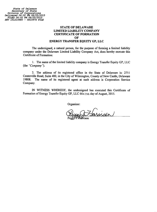 Agreement And Plan Of Merger Dated As Of September 28 2015