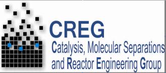 Catálisis, Separaciones Moleculares e Ingeniería de Reactores