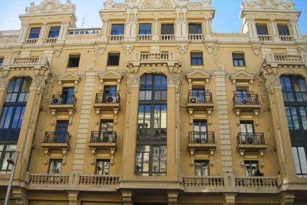 Hostales en Madrid en Gran Via