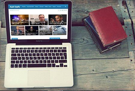 Açık Sayfa Haber ve Bilgi Paylaşım