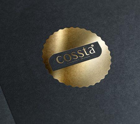 costa logo tasarımı