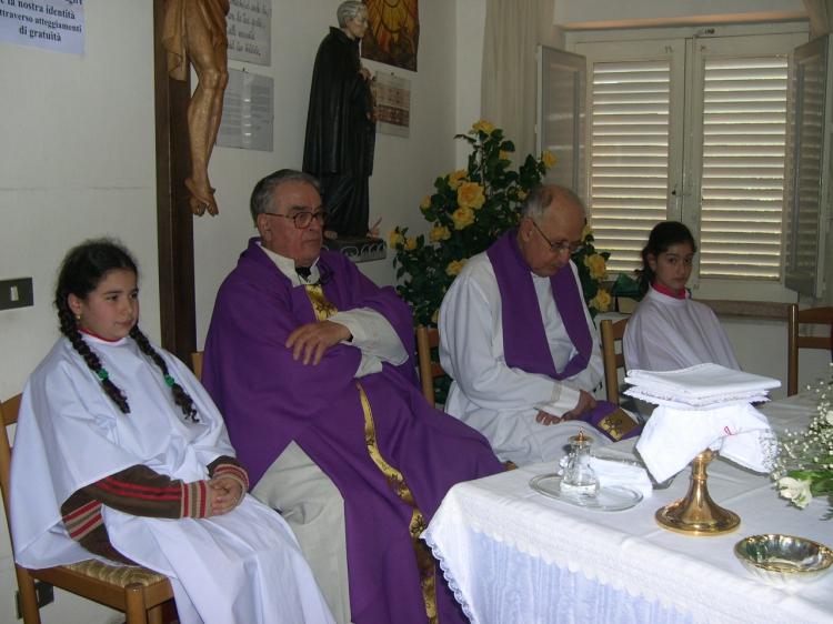I primi 90 anni di Padre Generoso