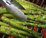 Tasty Grilled Asparagus