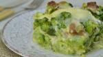 Broccoli and Sausage Lasagna