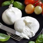 Burrata and Heirloom Tomato Salad