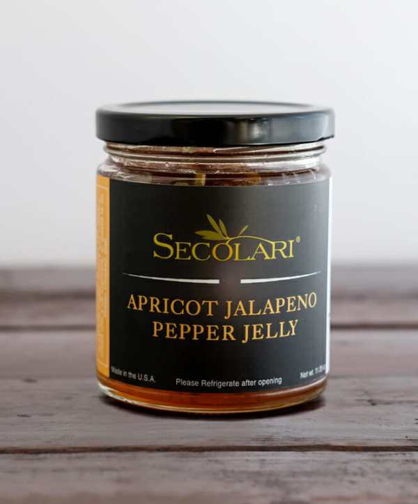 Apricot Jalapeno Pepper Jelly