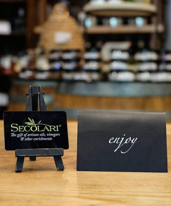 Secolari Digital Gift Card-0
