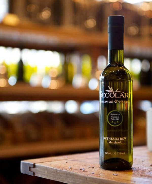 Arbequina Organic Extra Virgin Olive Oil – Medium-0