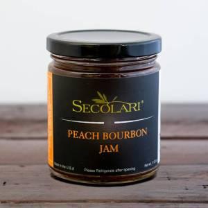 Peach Bourbon Jam-0