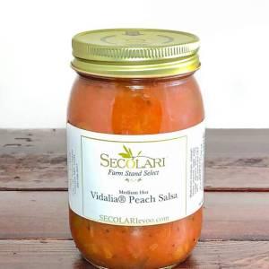 Vidalia® Onion Peach Salsa (mild)-0