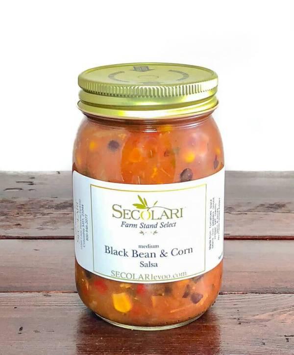 Black Bean & Corn Salsa (mild)-0