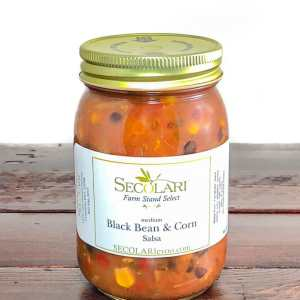 Black Bean & Corn Salsa (mild)-0